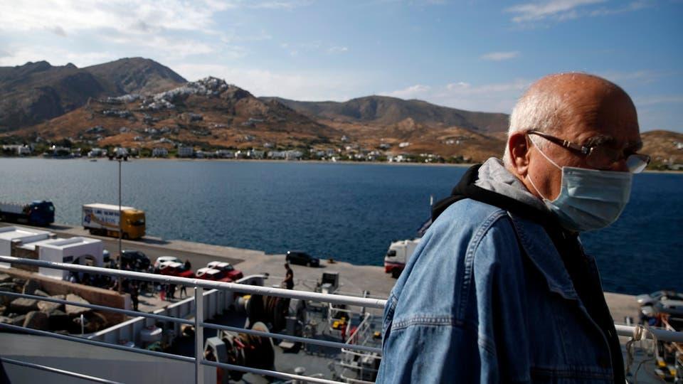 جزر اليونان بمأمن من كورونا وتستعد لاستقبال السياح بحذر