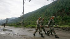 Indian, Chinese troops in new Himalayan border brawl