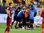 """الدوري الروماني: عقوبة """"البصق"""" الإيقاف 12 مباراة"""