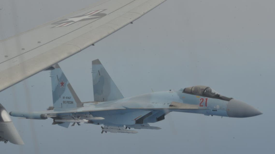 Two Russian jets intercept US drone in the Eastern Mediterranean: US Navy 4