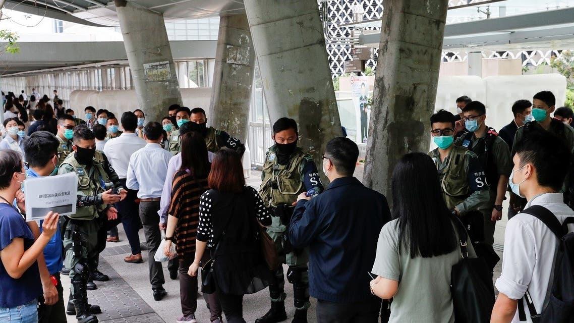 Hong Kong- Reuters_1600948855_RC2QWG9140AV_RTRMADP_3_HONGKONG-PROTESTS-LEGISLATION