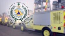 حوثیوں کے داغے میزائل کے ٹکڑے لگنے سے 3 سعودی خواتین زخمی