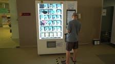 Watch: Singapore installs free mask vending machines to combat coronavirus