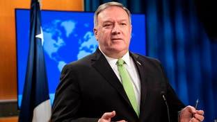 مایک پمپئو: پایان تحریمهای تسلیحاتی علیه ایران شروع تنشهای بیشتر در منطقه است