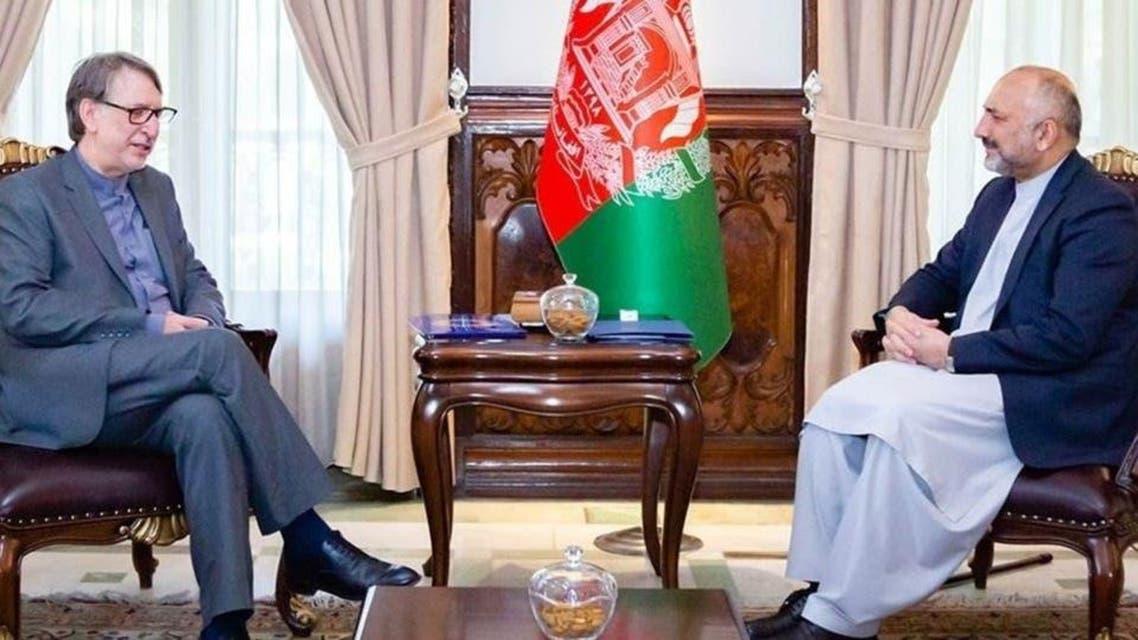 Iran and Afganistan