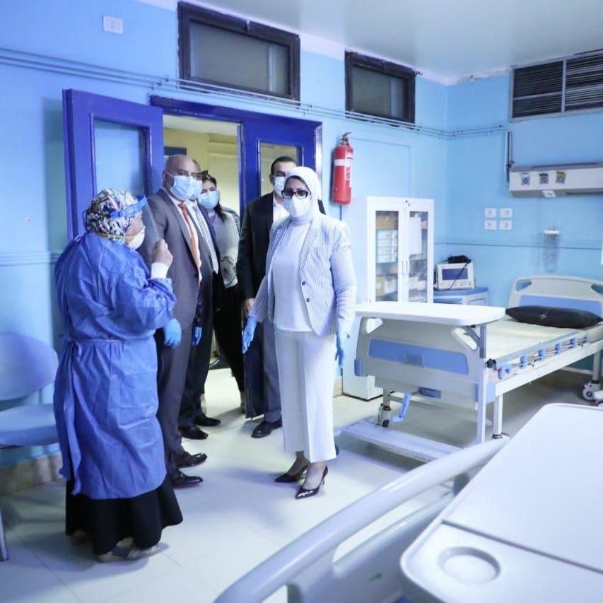 مصر تسجل 163 إصابة جديدة بفيروس كورونا و11 وفاة