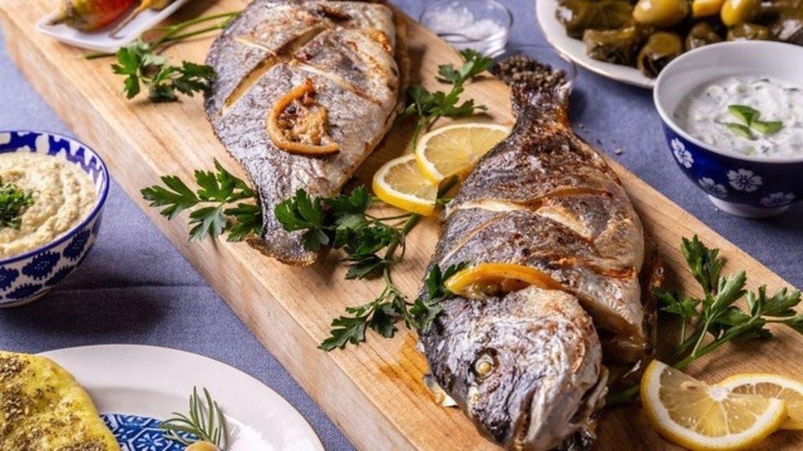 Mediterranean-style grilled fish by Elli's Kosher Kitchen. (Elli Kriel)