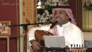 راشد الماجد: أنا كوروني من الأول.. والحجر زاد وزني