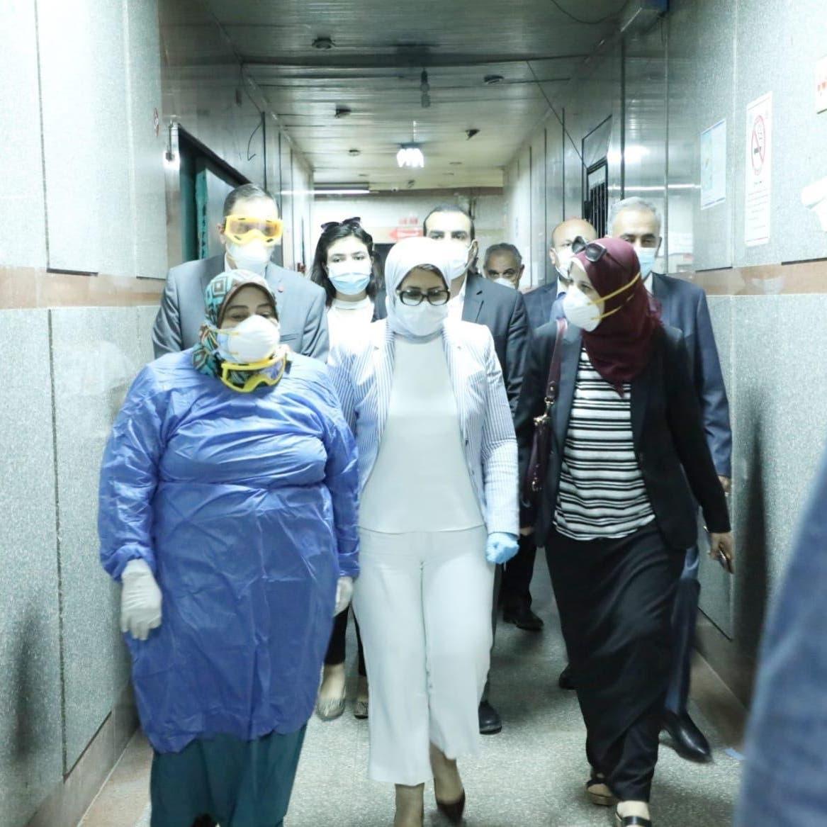 مصر..1385 إصابة جديدة بفيروس كورونا و35 وفاة