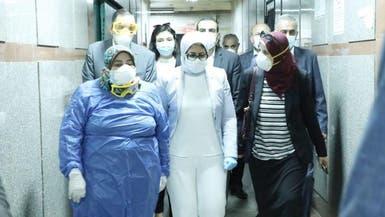 مصر تسجل 912 إصابة جديدة بفيروس كورونا و 89 وفاة