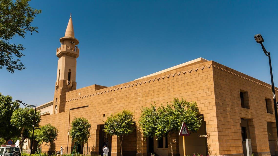 مسجد في مدينة الرياض