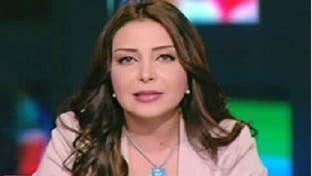 شاهد كيف دب الذعر بإعلامية مصرية ففرت من الأستوديو