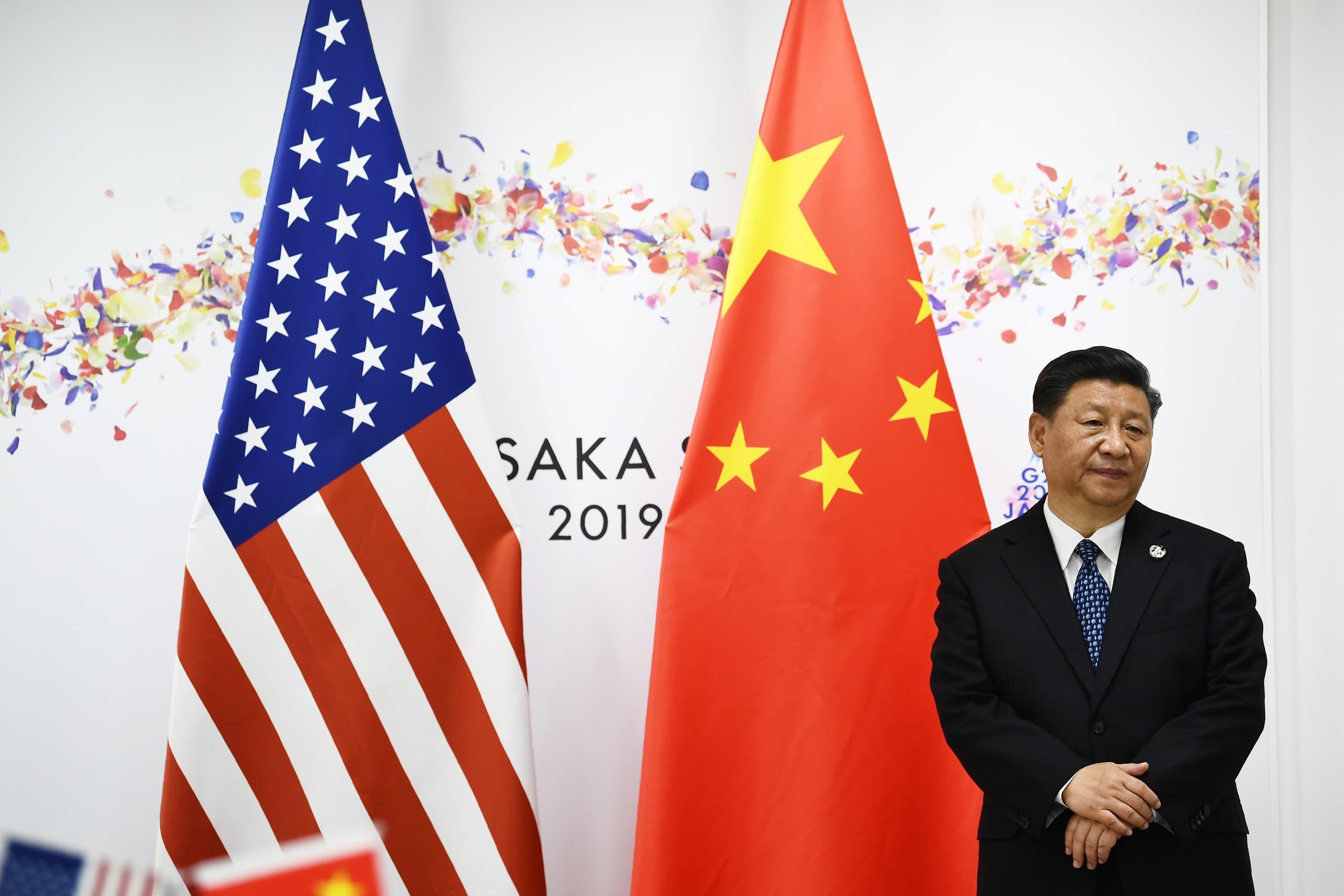 الرئيسان الصيني (أرشيفية- فرانس برس)