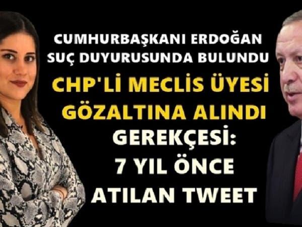 أردوغان يقاضي مراهقة تركية انتقدته قبل 7 سنوات
