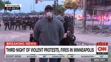 Minneapolis protests: CNN reporter arrested live on television