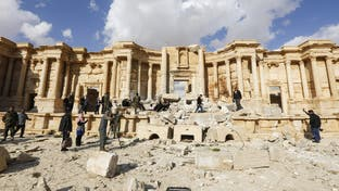 قيادي داعش المعتقل يكشف ما فعله التنظيم بالآثار