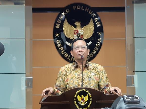شبه كورونا بزوجته.. وزير إندونيسي يثير جدلاً