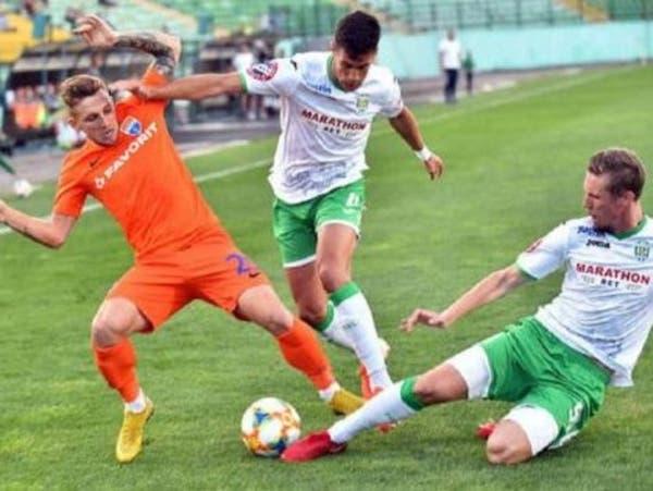 تأجيل مباراة في الدوري الأوكراني بعد إصابة لاعبين بكورونا