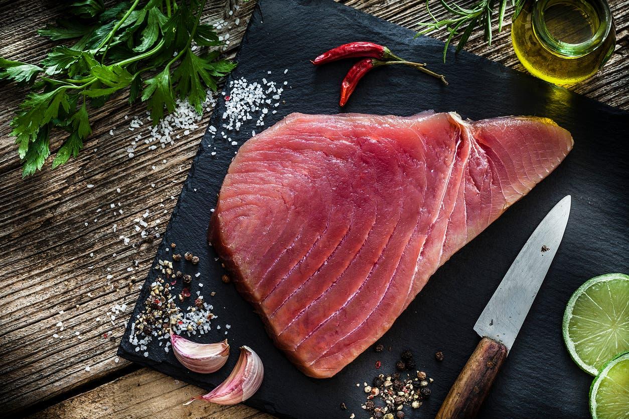 سمك التونة