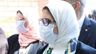 وزيرة الصحة المصرية تكشف خريطة توزيع إصابات كورونا بالبلاد