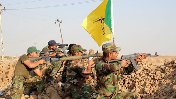 Iran's terrorist proxy organization in Iraq: Kata'ib Hezbollah militia