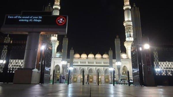 بالصور.. المسجد النبوي يفتح أبوابه تدريجياً