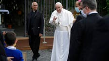 Pope Francis presides over prayer for coronavirus end in hint of normalcy returning