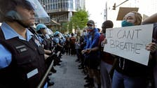 US protests continue despite strict curfews in several cities