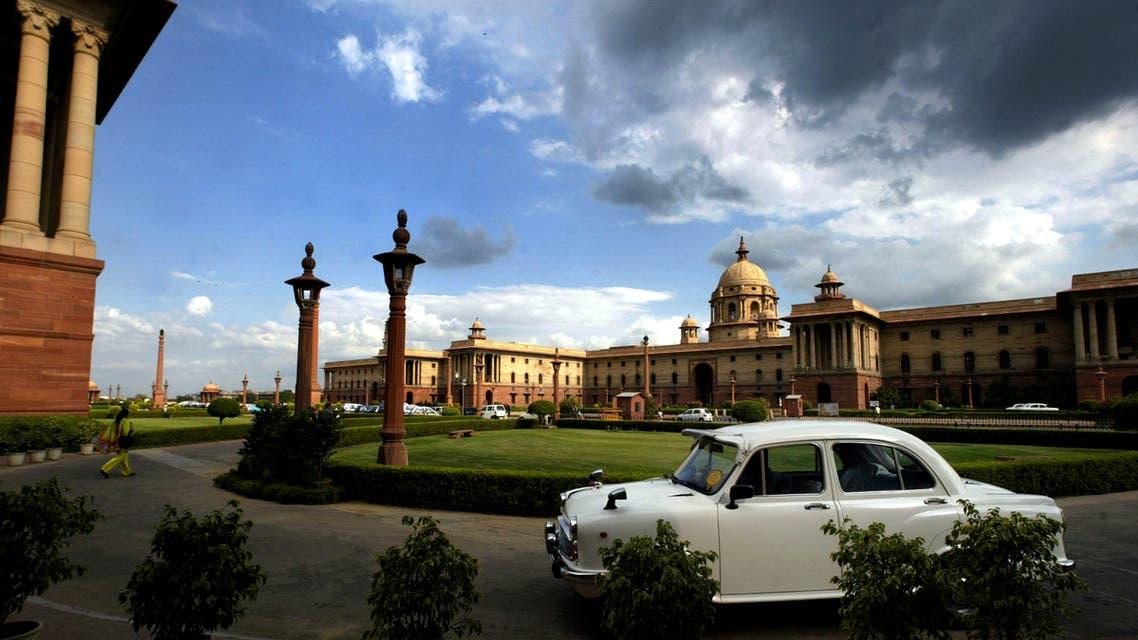 AP_New Delhi- North Boc _South Bloc
