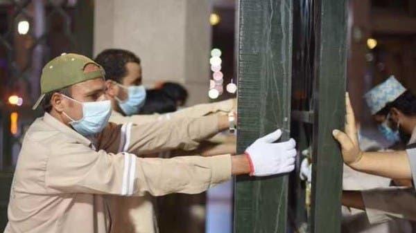 شاهد أول صلاة فجر بالمسجد النبوي و90 ألف مسجد بالسعودية بعد إغلاق كورونا