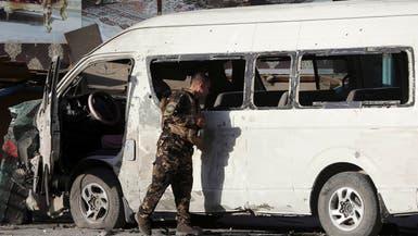 داعش يعلن مسؤوليته عن مقتل صحفي وفني في انفجار بأفغانستان