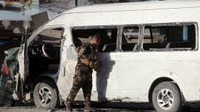 Bombings on two transport buses kill 12 Afghans in Kabul