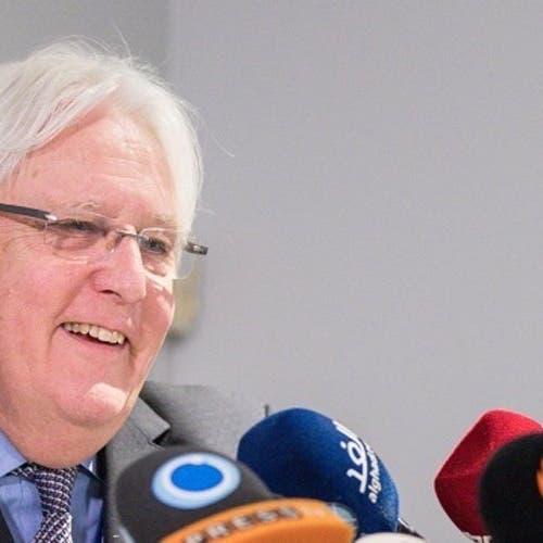 غريفثس: نأمل أن يكون وصول الحكومة إلى عدن بداية التعافي