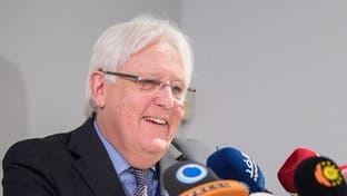 غريفثس يكشف عن مفاوضات بين الأطراف اليمنية لوقف النار