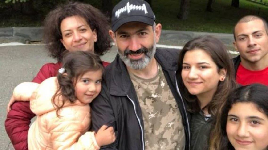 نخستوزیر ارمنستان به کرونا مبتلا شد