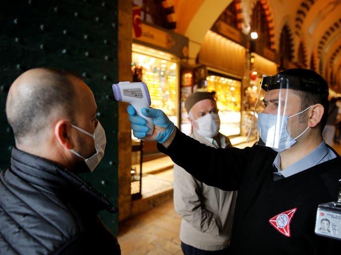 مصر تسجل 1566 إصابة جديدة بفيروس كورونا و83 وفاة