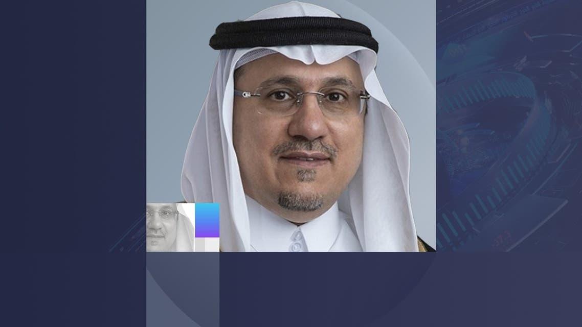 أحمد الخليفي محافظ مؤسسة النقد العربي السعودي ساما