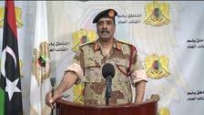 المسماري: الجيش الليبي يستعيد مدينة الأصابعة