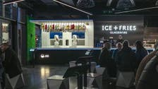 Watch: Iceland opens first bar for post-coronavirus life with robotic bartenders