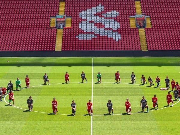 نجوم ليفربول يتضامنون مع فلويد ضد العنصرية