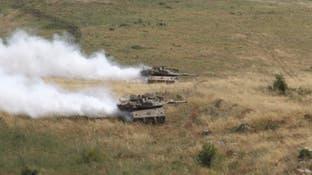 شاهد الجيش الإسرائيلي يجتاز السياج التقني مع لبنان