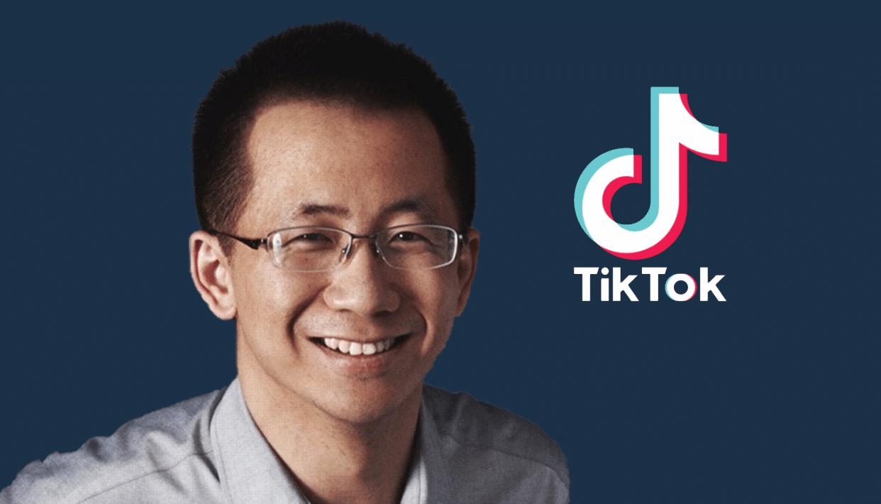 مؤسس تيك توك رائد الأعمال الصيني تشانغ يي مين