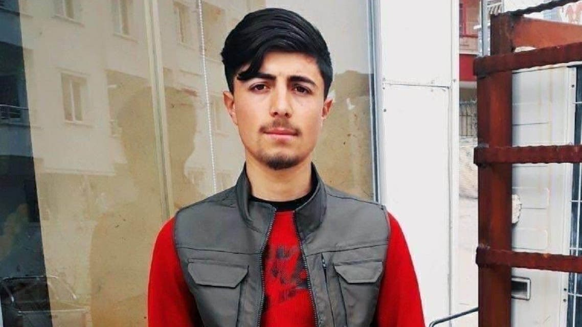 Baris Cakan, 20-year-old Kurdish man, was stabbed and killed for reportedly listening to music. (Twitter)
