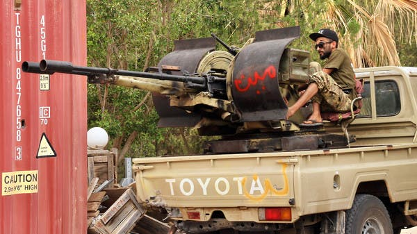 واشنطن: يجب وقف النار فوراً في ليبيا واستئناف المفاوضات