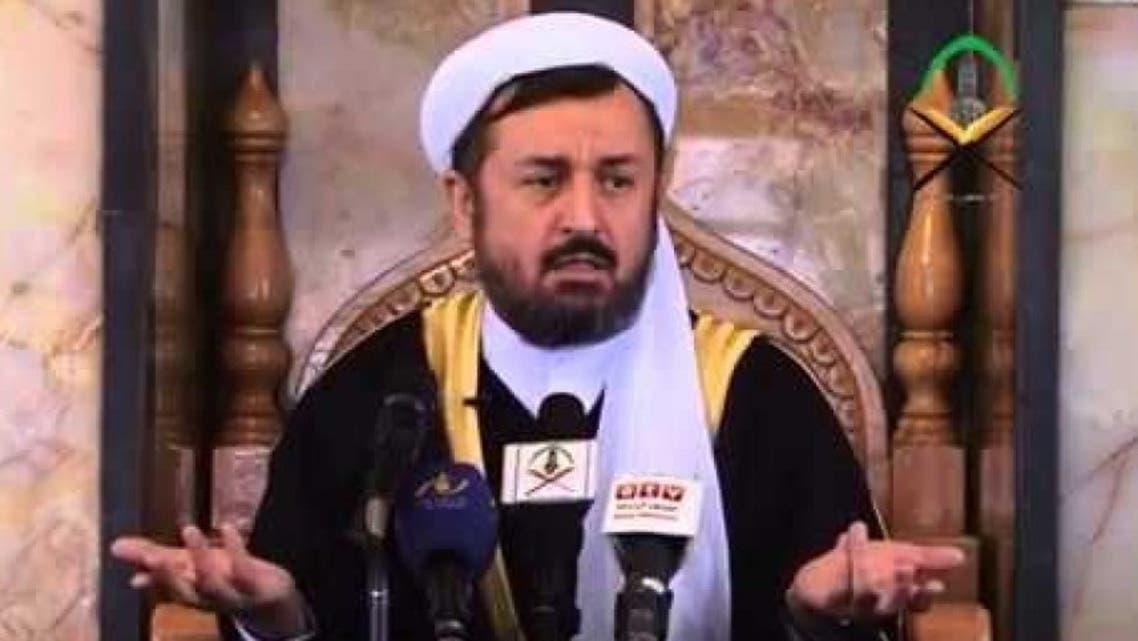 ایاز نیازی خطیب مسجد جامع «وزیر محمد اکبرخان» در حمله انتحاری کشته شد