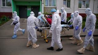 ارتفاع ضحايا كورونا في روسيا.. 8863 إصابة بيوم