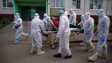 روسيا.. وفيات كوفيد 19 تقترب من 6000