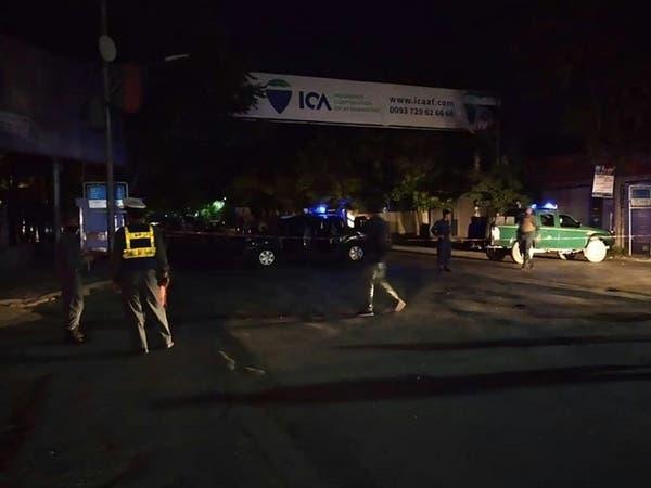 هجوم انتحاري في الحي الدبلوماسي بكابول.. قتيل و3 جرحى