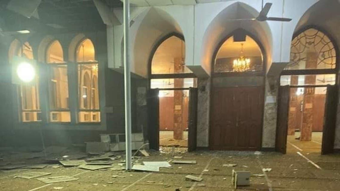 انفجار در مسجدی در شهر کابل یک کشته و سه زخمی برجای گذاشت