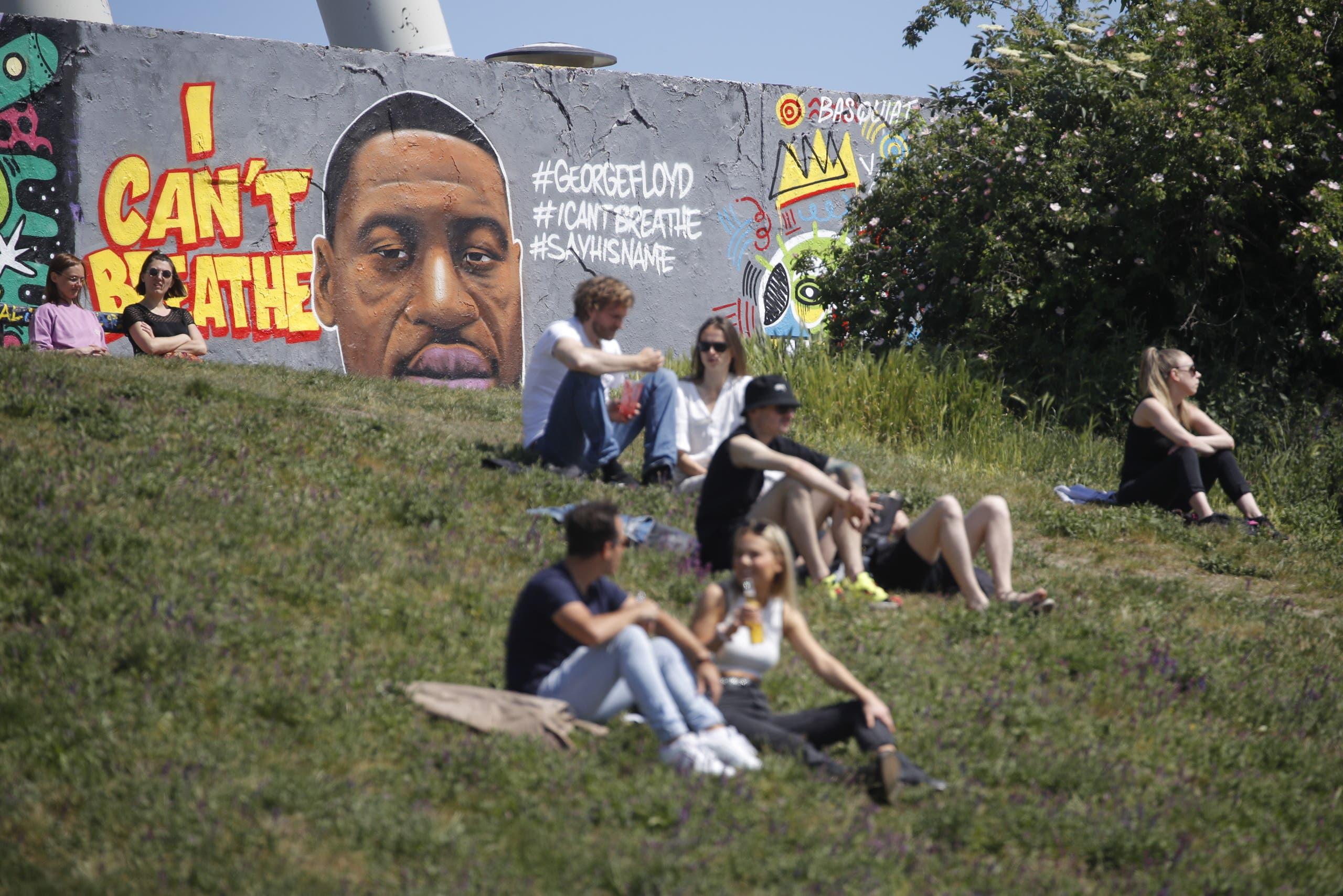 غرافيتي لفلويد